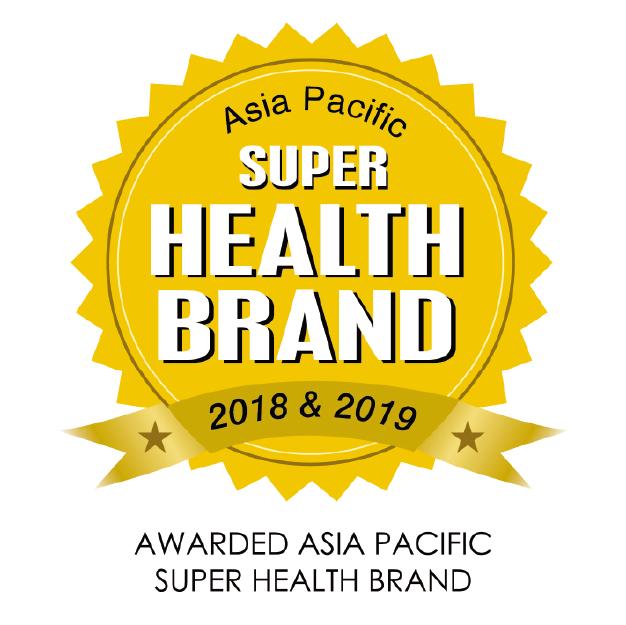 亞太超級健康品牌