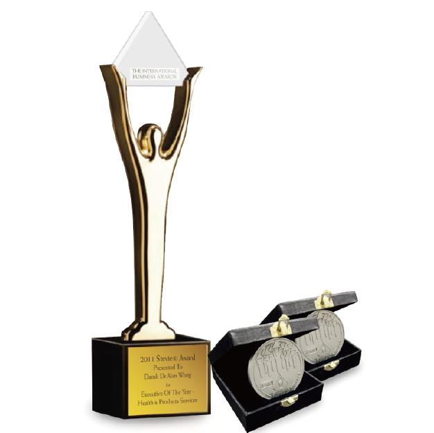 美國史迪威國際商業大獎